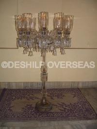 Color Pedestal Lamp