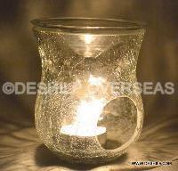Glass Aroma Oil Burner