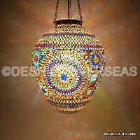 Glass Hanging Mosaic