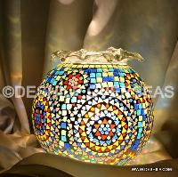 Glass Kalsh Table Lamp