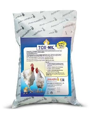 Tox-nil Toxin Binder For Poultry