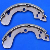 Tvs Type Gc 100 / Minidor Three Wheeler Brake Shoe
