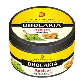Dholakia Herbal Apricot 25gm Tin