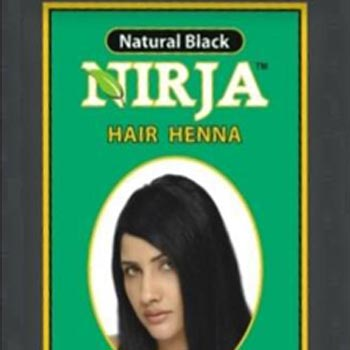 Natural Black Hair Color