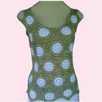 Crochet Designer Tops
