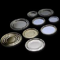 Tinplate Penny Lever Lids