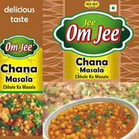 Jee Omjee Chana Masala
