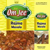 Jee Omjee Rajma Masala