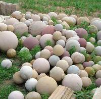 Balls In Diff Sandstone