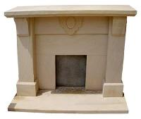 Stone Fireplaces Fp-02
