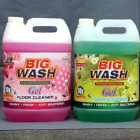 Big Wash Gel Floor Cleaner