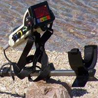Deep Search Gold Metal Detector Okm Black Hawk