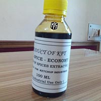 Spices Economy Oil
