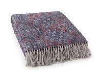 Jacquard Wool Throws