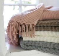 Woolen Bed Throws