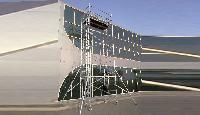 Aluminum ScaffoldingTower