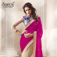 Classy Net Designer Saree