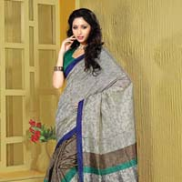 Lovely Fancy Cotton Saree