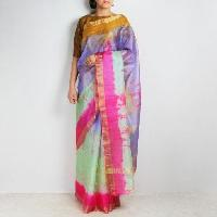 Fancy Dyed Sarees