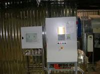 water tube boiler control panel