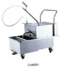 Shortening Filter Cart