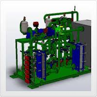 Centralised Oil Lubrication System