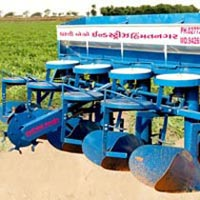 Tractor Driven Potato Planter