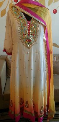 Georgette Anarkali Suits