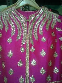 Embroidered Zari Jacket