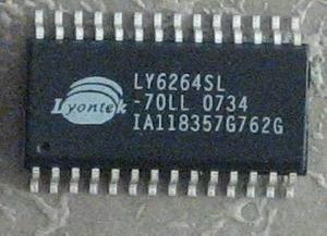 Ly6264sl-70ll Ram Ic
