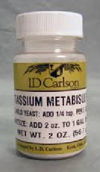 Potassium Metabisulfite