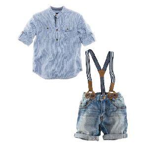 Boys Short & Shirt