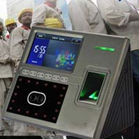 Biometric Fingerprint Time Attendance System (IFace 302)