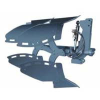 2 Bottom Heavy Duty Hydraulic Reversible Mb Plough
