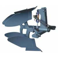 2 Bottom Light Duty Hydraulic Reversible Mb Plough