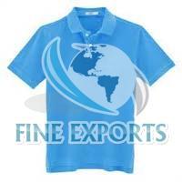 Mens Plain Polo T Shirt