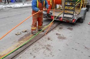 Optical Fibre Cable Laying Services
