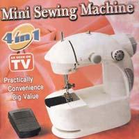 Portable 4 In 1 Mini Sewing Machine