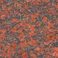 Maple Red Granite Stone