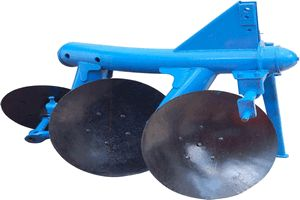Bottom Heavy Disc Plough