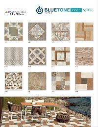 16x16 Inch Matt With Brown Color Digital Floor Tiles