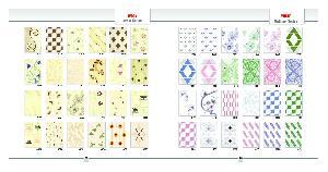 200x300 Mm White Luster Non Digital Wall Tiles