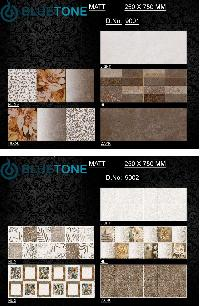 250x375 mm matt digital wall tiles