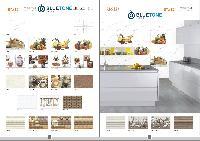 25x37.5 cm glossy digital wall tiles kitchen series