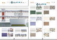 25x37 inch glossy digital ceramic wall tiles