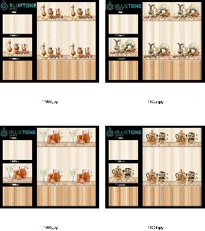 300x450 Mm Kitchen Digital Wall Tiles
