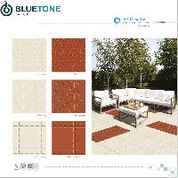 30x30 cm digital ceramic floor parking tiles