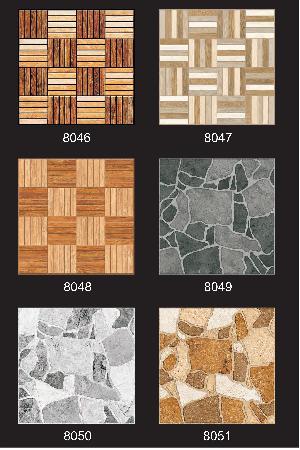 40X40 CM Rustic finish digital floor tiles