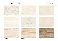 80x120cm ivory colour with satin matt finish vitrified tiles from gujarat
