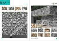 matt elevation digital wall tiles 300x450